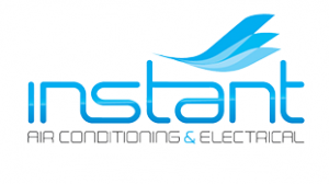 Instant Air Conditioning Logo