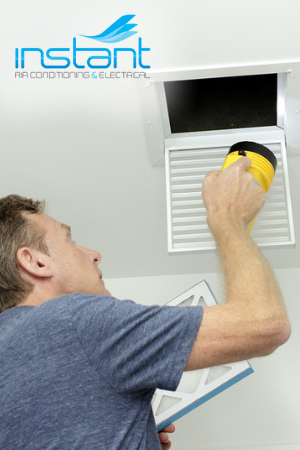 ducted air conditioning brisbane southside